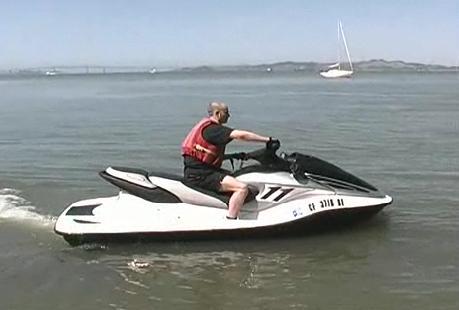 scooter des mers electrique